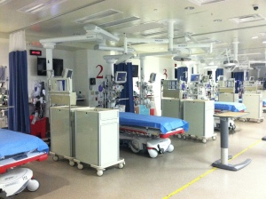 VCU Medical Center Resuscitation Bay, Richmond, VA