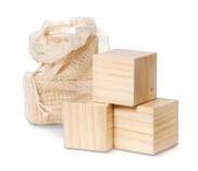 6 Wood Blocks - Target $14.99