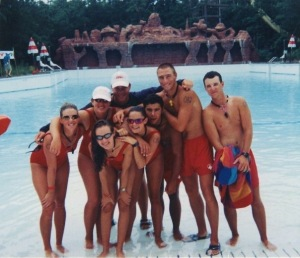 E&A Eastern Regional Lifeguarding Competition - Summer 1998