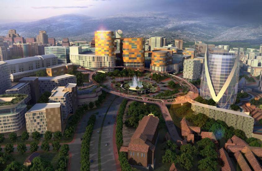 kigali-centreville-roundabout